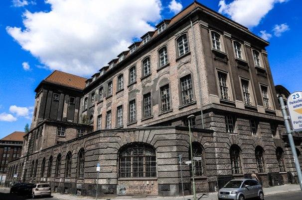 Cool building in Berlin