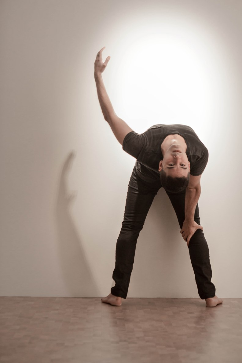 A Jonah Bokaer Performance Piece
