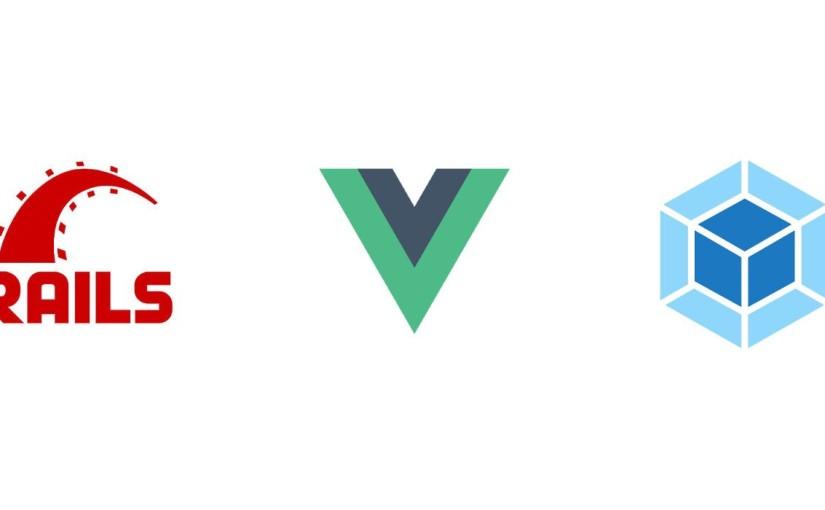 VueJS + Rails 5 2 |building advanced front-end functionality